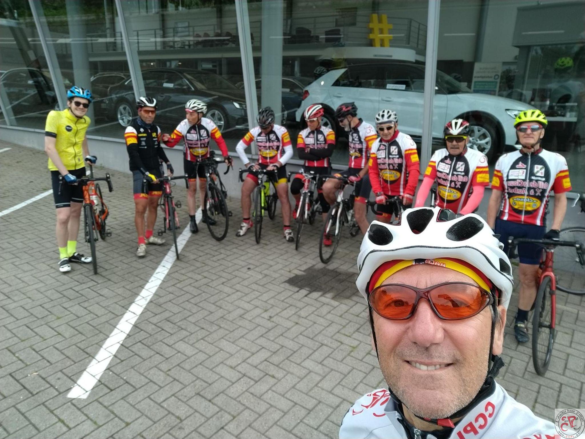 C.C.P.L., Finale de l'Amstel Gold Race 1 2020
